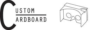 Custom_cardboard_logo_with_cardboard_icon_black